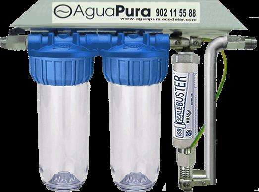 filtro agua Mfar ScaleBuster